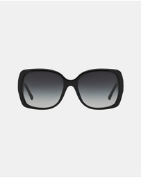 Burberry - Heritage Printed Check BE4160