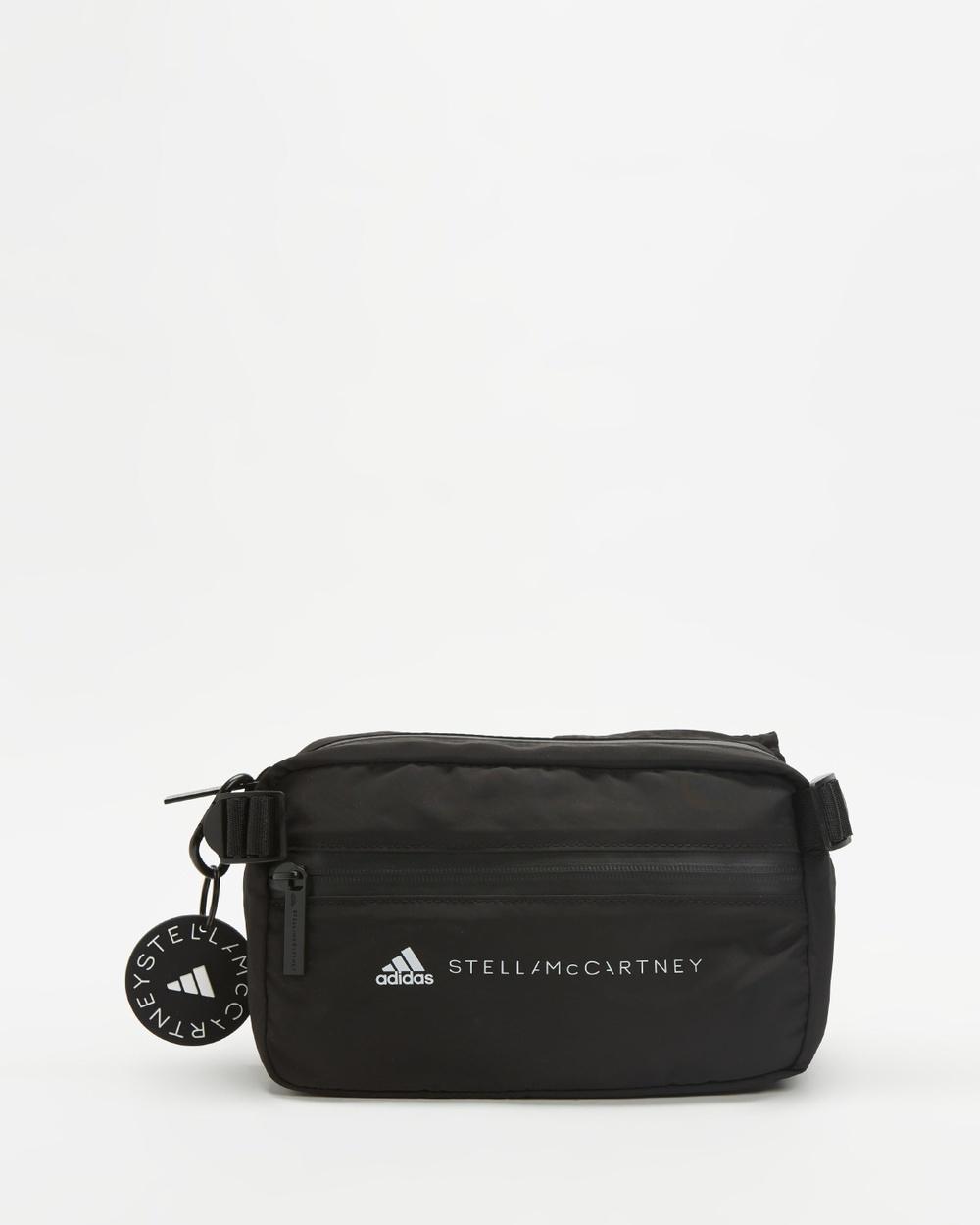 adidas by Stella McCartney Bumbag Bum Bags Black & White