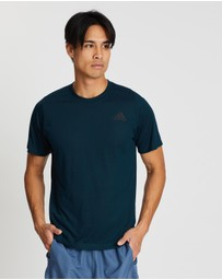 adidas Performance - FreeLift Sport Prime Heather Tee - Men's
