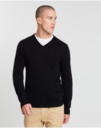 Staple Superior - Staple V-Neck Knit