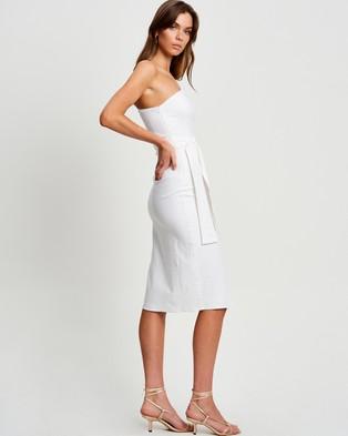 BWLDR Jodie Dress - Dresses (White)