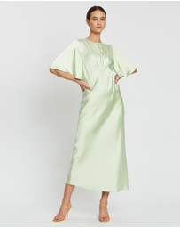 C/MEO COLLECTIVE - My Way Short Sleeve Dress