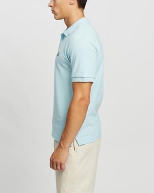 Buba & La Golf Buggy Polo Shirt - Shirts & Polos (Sky Blue)