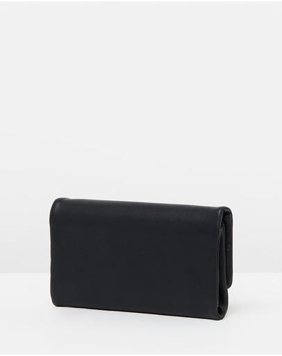 Stitch & Hide Paiget Wallet Black