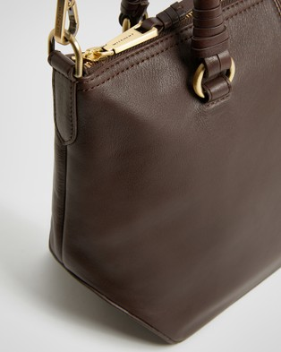 Witchery - Marcella Soft Barrel Bag - Bags (brown) Marcella Soft Barrel Bag