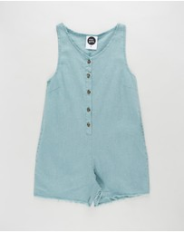 Eve Girl - Traveller Playsuit - Teens