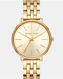 Michael Kors - Pyper Gold Analogue Watch