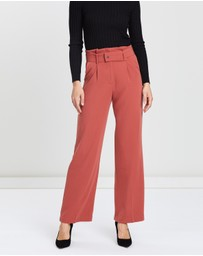 Forcast - Rosalie Wide-Leg Pants