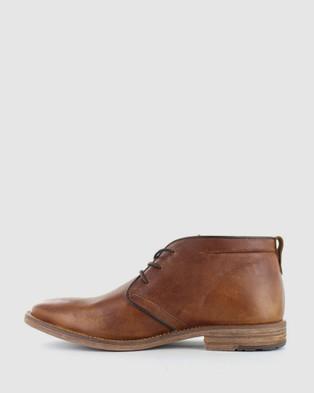Wild Rhino - Utah Boots - Casual Shoes (Brown) Utah Boots