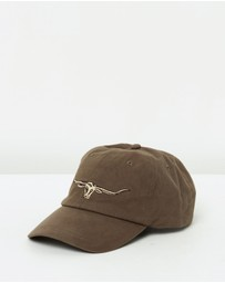 R.M.Williams - Steers Head Logo Cap