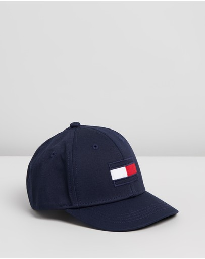 Tommy Hilfiger - Big Flag Cap - Kids