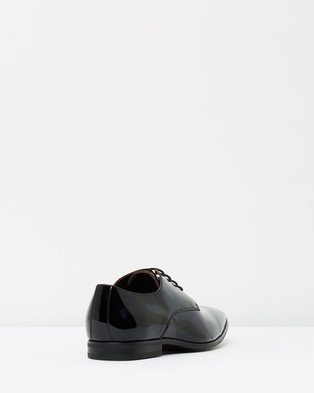 Julius Marlow Jet - Dress Shoes (Black Patent)