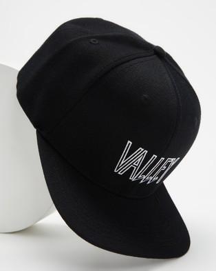 Valley The Reaper Cap - Headwear (Black)