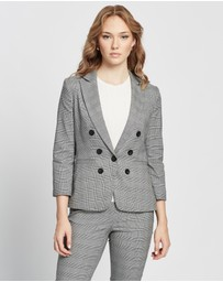 Marcs - Plaid It Cool Jacket