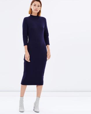 Gary Bigeni – Mas Dress – Dresses (Navy)