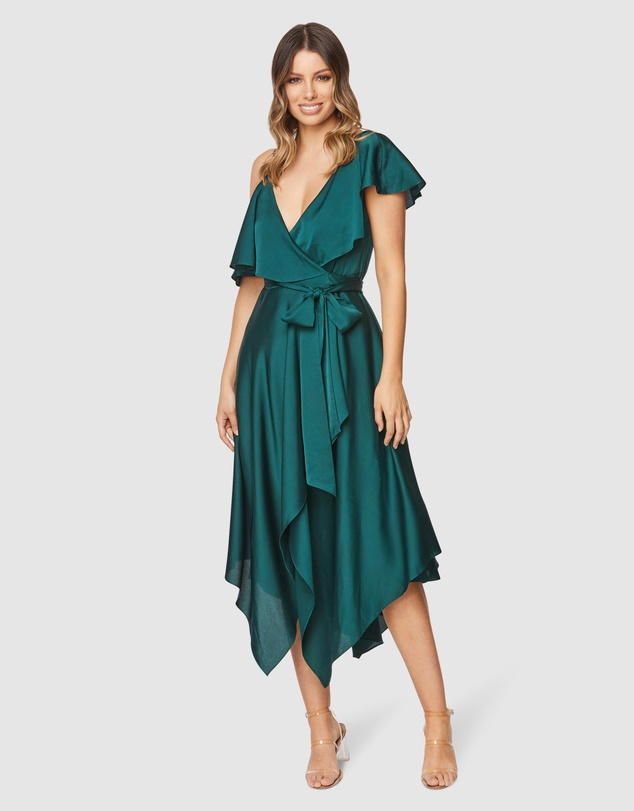 Pilgrim - Canela Midi Dress