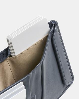 Bellroy Coin Wallet Wallets Grey