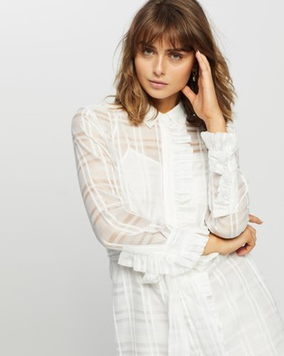 Grace Willow Unity Dress - Dresses (White)