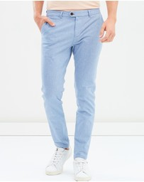 Scotch & Soda - Mott Classic Stretch Cotton Chinos