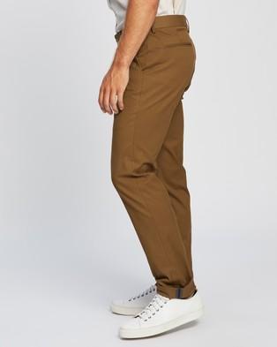 Ben Sherman Slim Stretch Chinos - Pants (Tan)