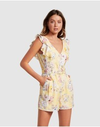 Forever New - Priya Frill Playsuit