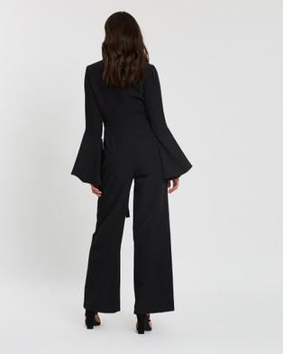 Loreta Gin & Tonic Jumpsuit - Jumpsuits & Playsuits (Black)