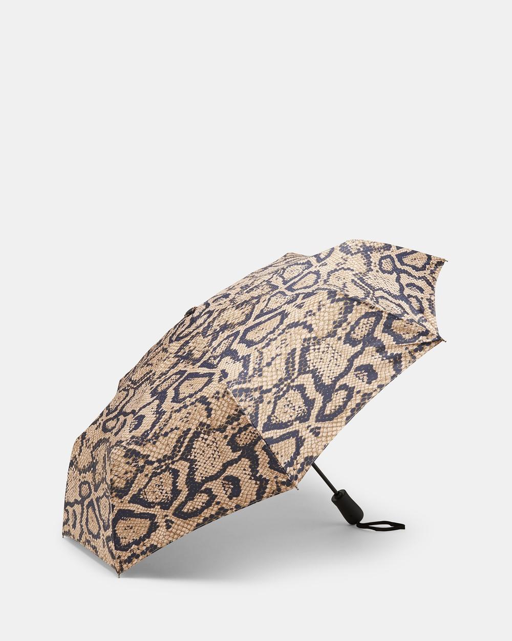 She Lion Go Getter Umbrella Accessories Snake print Go-Getter