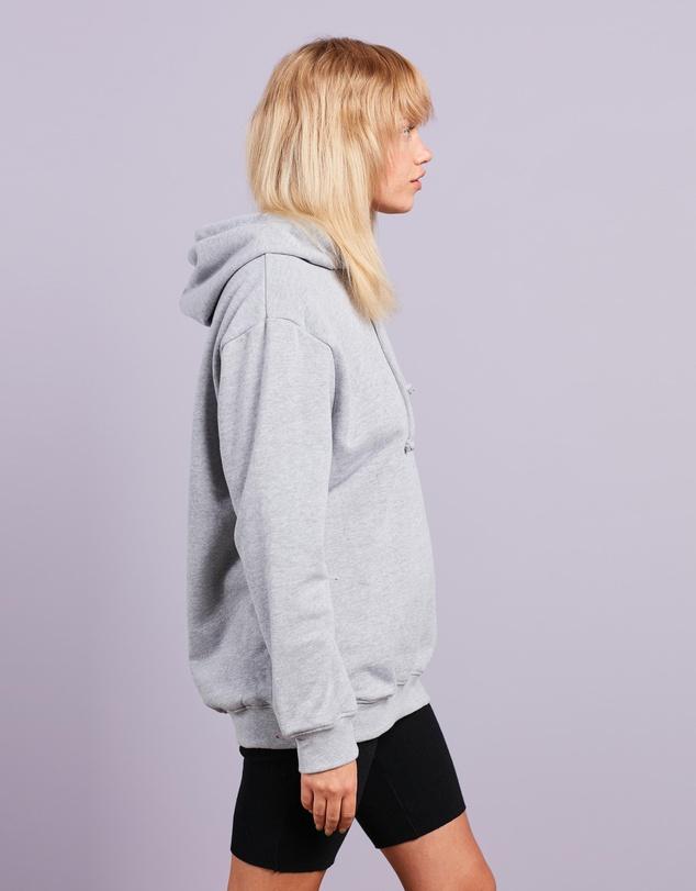 Women Basic Oversized Hoodie