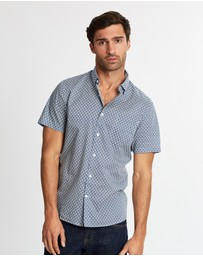 Sportscraft - Short Sleeve Max Liberty Shirt