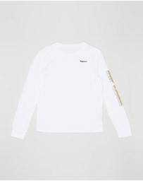 Rip Curl - Old Waves LS UV Tee - Teens