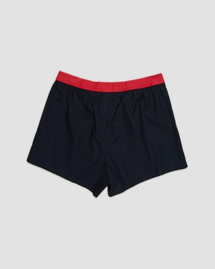 Tommy Hilfiger Woven Boxers Color Desert Sky