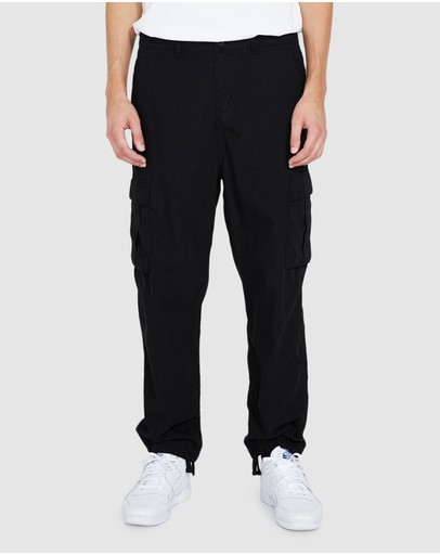 Spencer Project Ripstop Cargo Pants Black