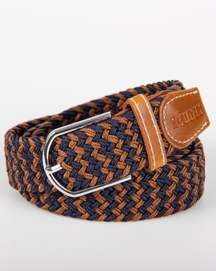 RUMI Autunno Klasiko - Belts (Navy Blue)