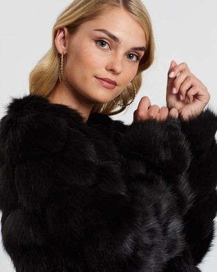 Elliatt Winsome Jacket - Coats & Jackets (Black)