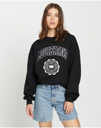 Factorie - Oversized Graphic Crew