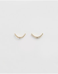 Natalie Marie Jewellery - Dot Arc Pair