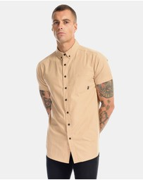 DVNT - Camel Dress Shirt