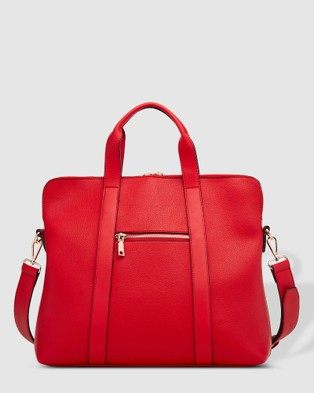 Louenhide Rhodes Laptop Bag - Bags (Red)