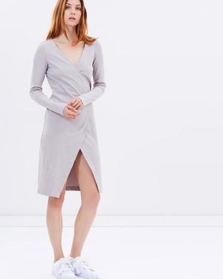 Elka Collective – Melrose Dress Grey Marle
