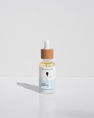 Butt Naked Prickly Pear Hydrating Face + Hair Oil - Beauty (White)