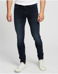 Jack & Jones - Liam Original Skinny Fit Jeans