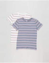 Cotton On Kids - Core Short Sleeve Tee 2-Pack - Kids-Teens