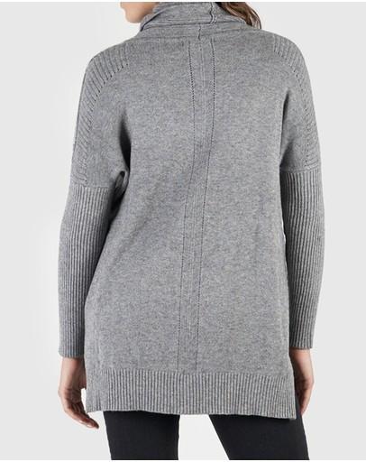 Amelius Anastasia Knit Grey