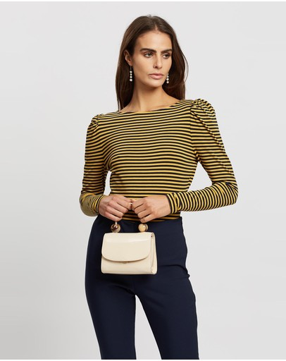 Review - Saskia Stripe Top