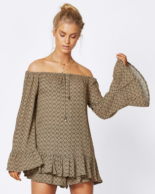 Times Ten – Wishes Tunic – Dresses (Print)