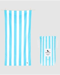 Dock & Bay - Extra Large Beach Towel 100% Recycled Cabana Light Collection