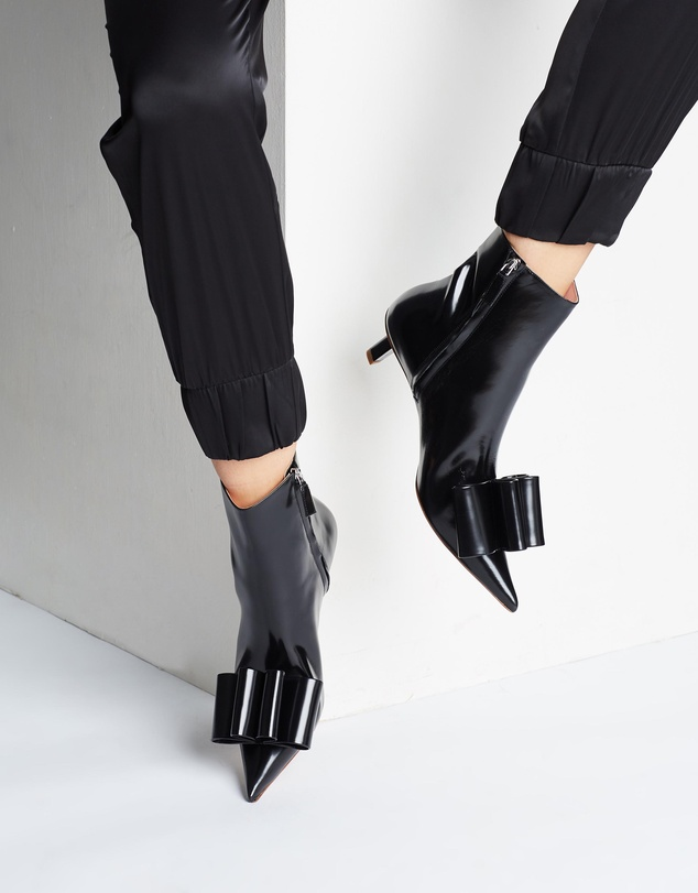 Marc Jacobs - Ankle Boots With Bow