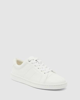 Jane Debster Casper - Lifestyle Sneakers (WHITE)