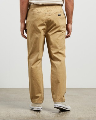 Stussy Basic Corp Beach Pants - Pants (Tannin)