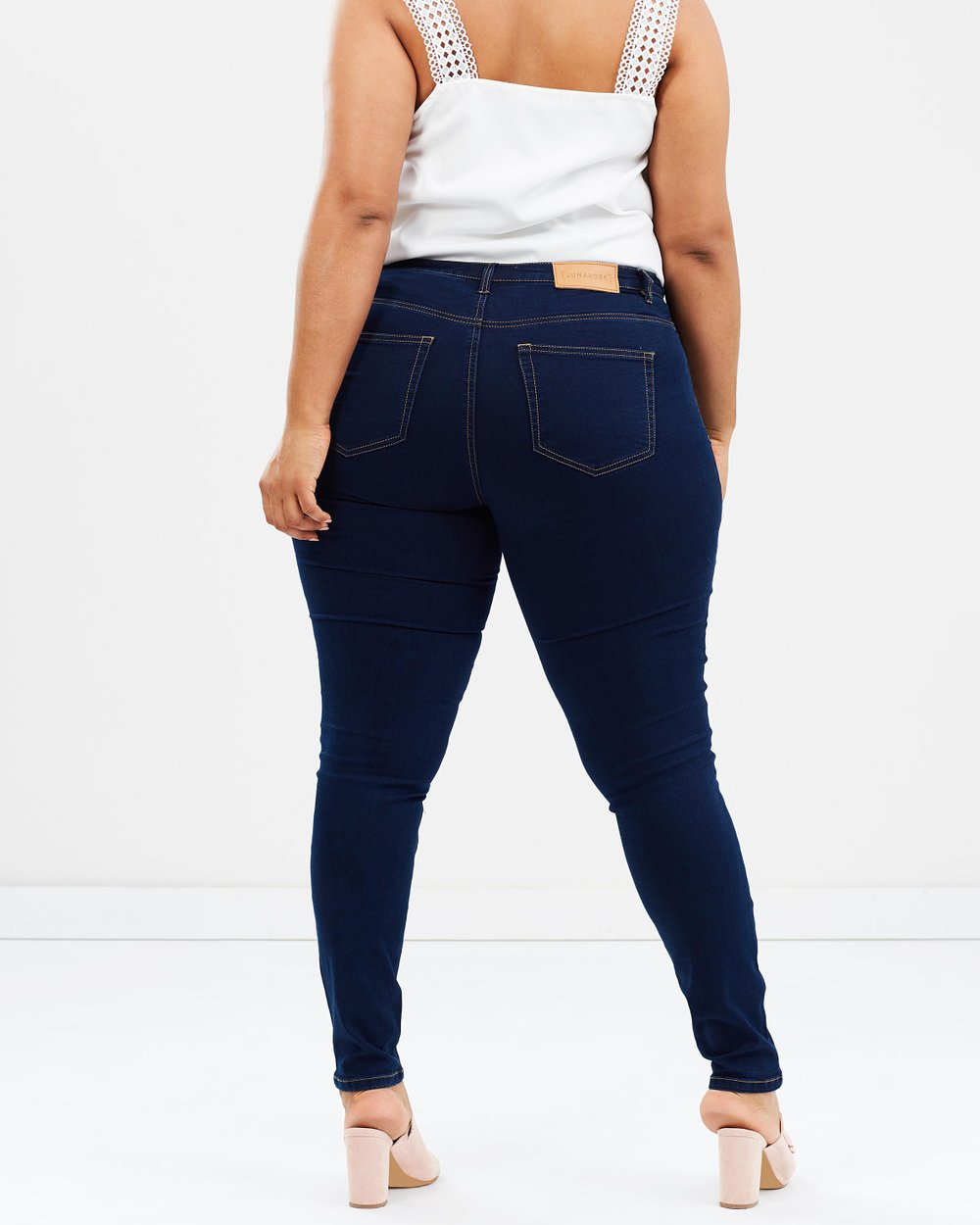 Five NW Slim Jeans by JUNAROSE Online   THE ICONIC   Australia 5e9652f716
